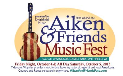 Aiken Fest logo 2013