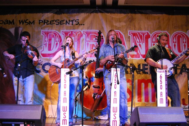 The Roys CMA Music Fest WSM Durango Stage(Credit: Martha E. Moore)