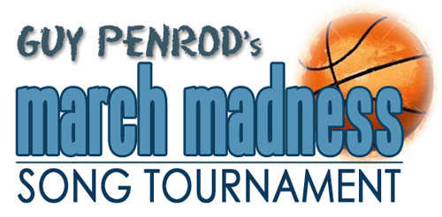Guy Penrod March Madness Song Tournament LOGO