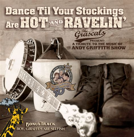Dance Til Your Stockings Are Hot + Ravelin' cover