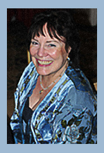 Barbara McVey - Blue Border