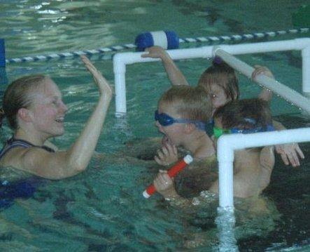 swim instructors.