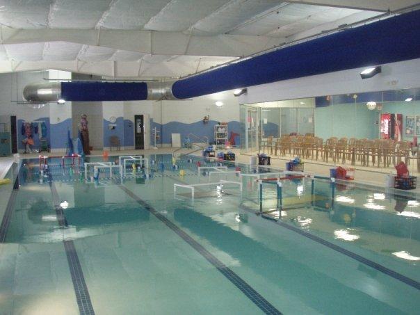 Little Otter Swim School Pool