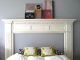 PIC OF MANTEL HEADBOARD
