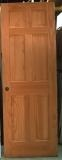 PIC OF PINE PANEL DOOR