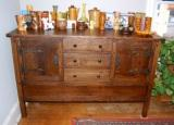 PIC OF BROOKS SIDEBOARD