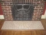 PIC OF MOSAIC HEARTH