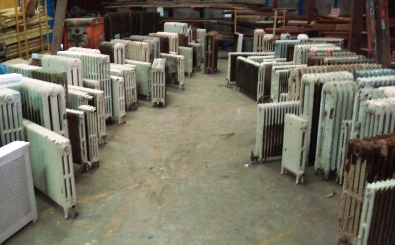 radiator department