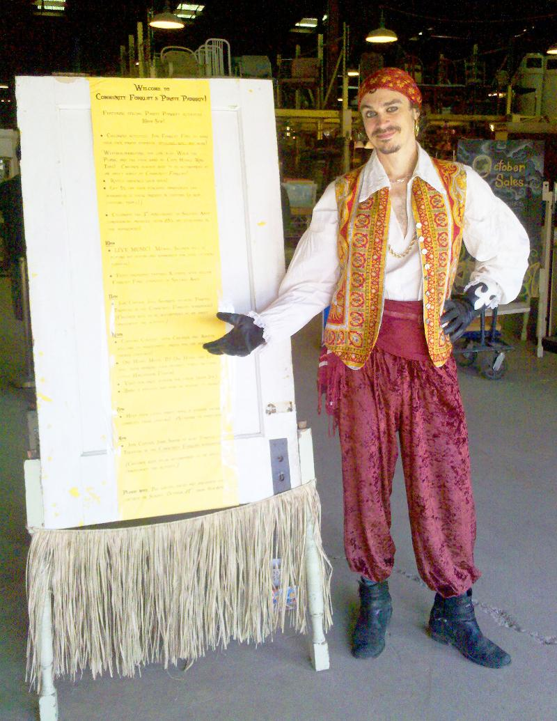 ian pirate