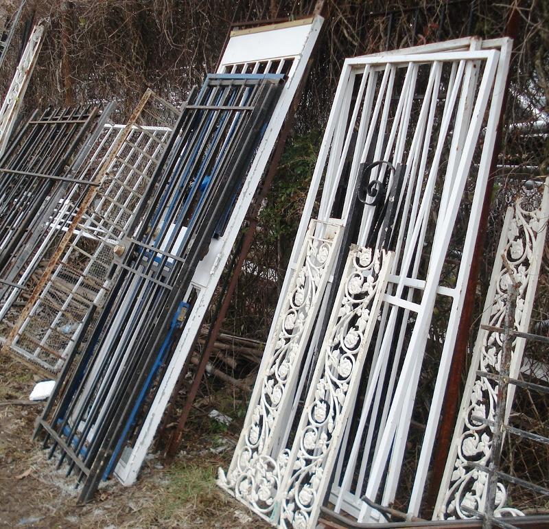 gates and ironwork