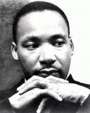PIC OF DR KING