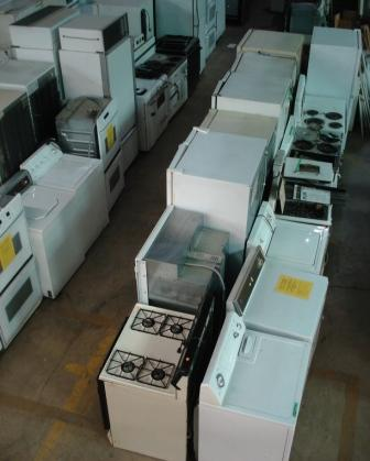 picture of appliance department