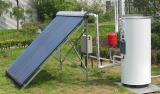 PIC OF SOLAR HOT WATER HEATER