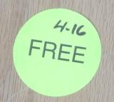 picture of free sticker