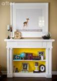 PIC OF MANTEL BOOKCASE