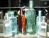 PIC OF GLASS BOTTLES