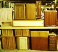 cabinets mixed