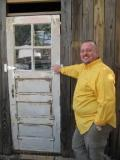 pic of everett with free shed door