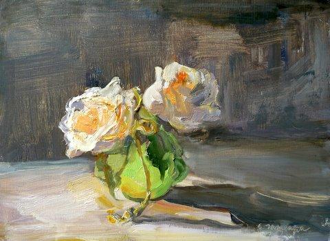 Roses  by Carol Magnatta  at WALLFLOWERS Custom Picture Framers