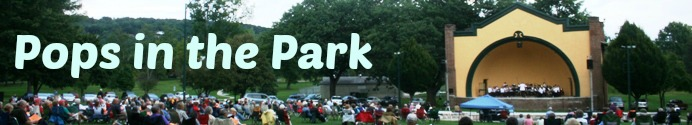 Pops in the park header