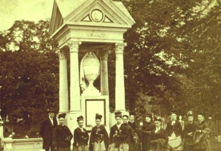Harnden Monument