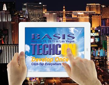 TC13 iPad with Vegas