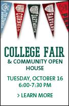 College Fair Icon