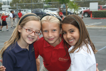 First Day of School 2011