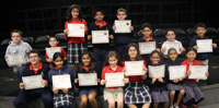 Fifth Grade Spelling Bee