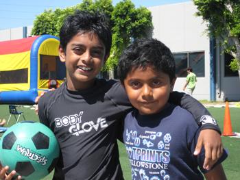 Ry and Aarya