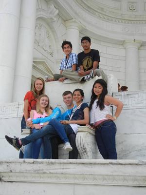 8th Grade Travel #1