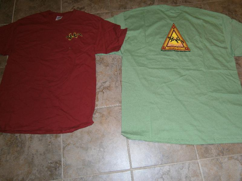 Lab Shirts