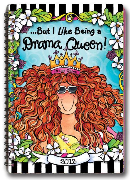 drama queen planner