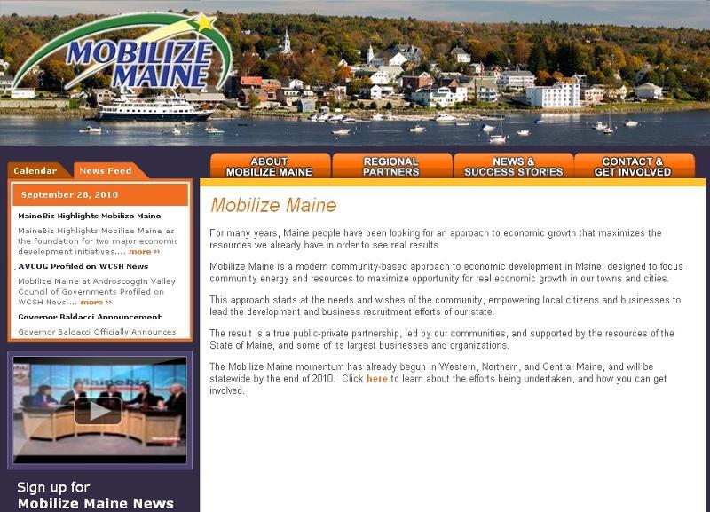 Mobilize Maine