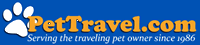Pet Travel Logo