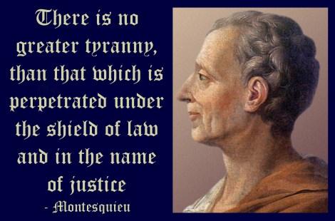 tyranny #1