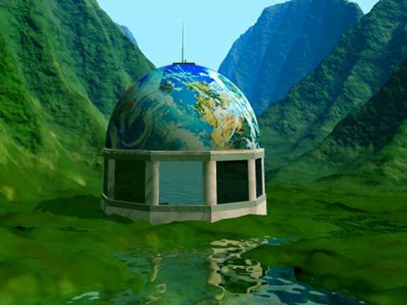 earth temple