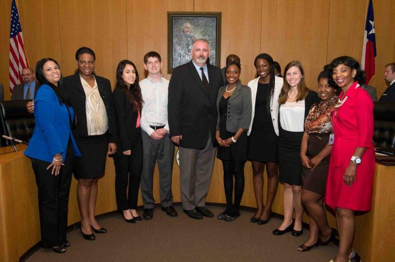 Harris County Legal Interns