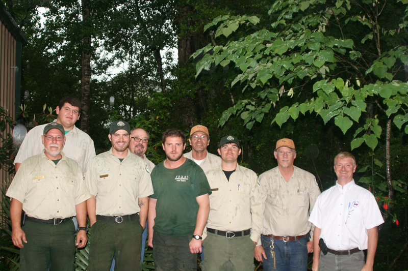 Texas Forestry Service