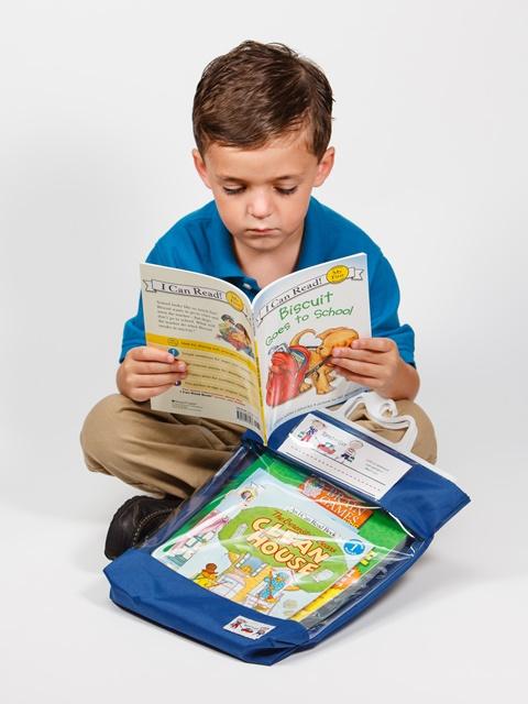 Read-n-Go Book Bag