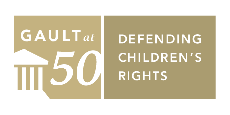 Gault at 50 - Defending Children's Rights