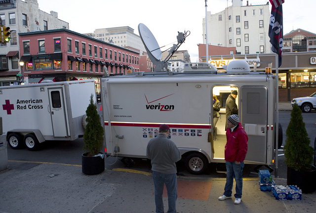 Verizon Hoboken