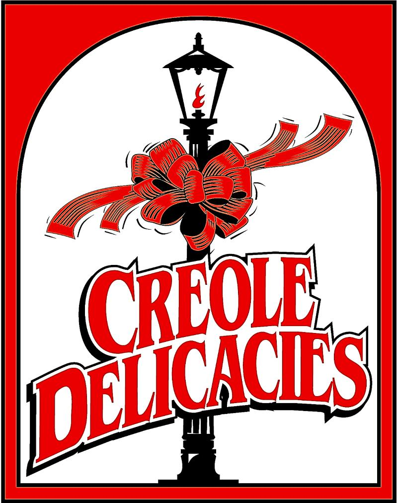 Creole Delicacies Logo 4-18-11
