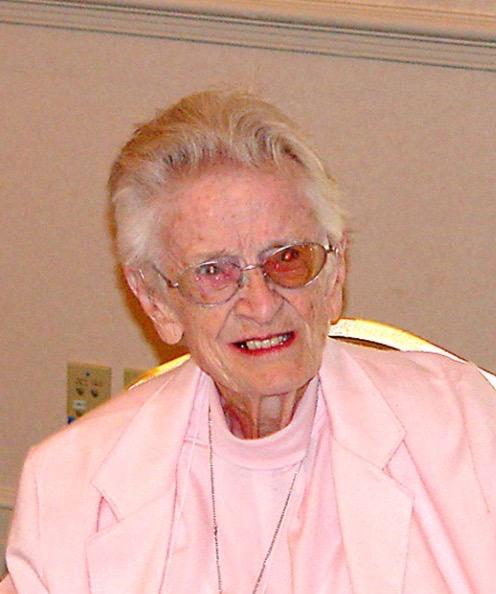 Sr. Dorothy Anne