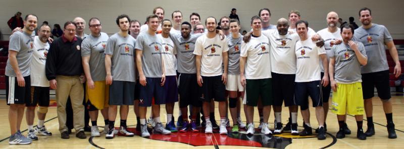Alumni Basketball 2016