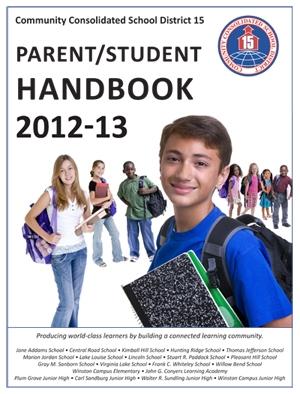 Parent/Student Handbook 2012-13