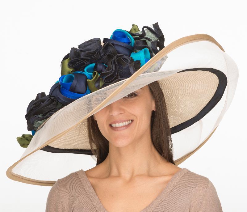 Christine Moore Derby Hats fb75407d1d4