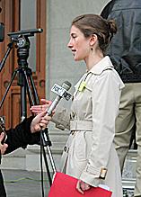 Switzer Fellow Sarah Uhl