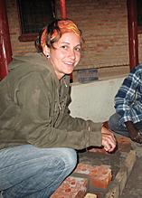 Switzer Fellow Jeannette Laramee