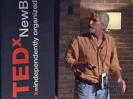 Dave Wiley at TEDxNewBedford